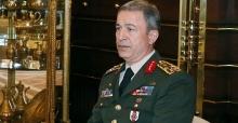 Hulusi Akar, Rus mevkidaşı ile görüşecek