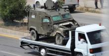 Askeri araç kaza yaptı: 1 şehit 5 yaralı