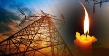 6 İlde Elektrik Kesintisi