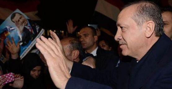 Vasfiye Teyzeden Erdoğan'a Dua