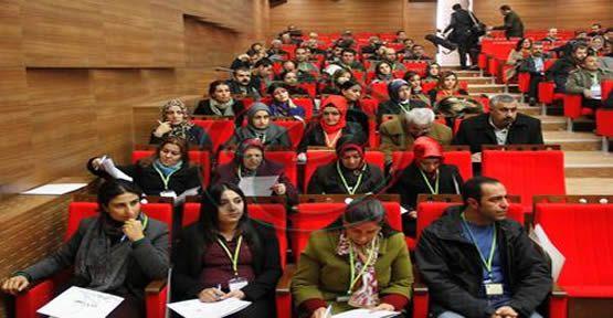 Yerel Yönetimler Bölge Toplantısı Van'da başladı.