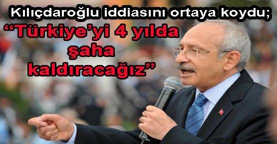 Kılıçdaroğlu yetki istedi, söz verdi