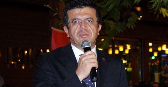 "Zeybekçi;""İhracatımız arttı"""