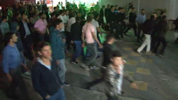 İstanbul'da Silahlı Kavga